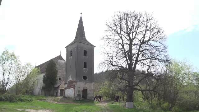 biserici fortificate, biserica evanghelica, transilvania
