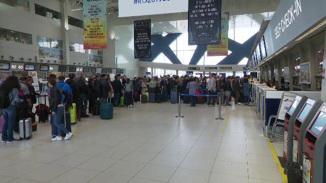 Sistem de recunoaştere facială, pe Aeroportul Otopeni. Și mașinile vor fi scanate
