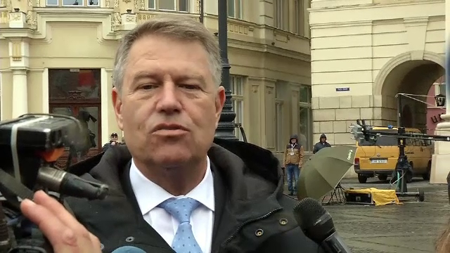 Iohannis a explicat de ce Dăncilă nu a fost invitată la Sibiu. Pregătirile făcute pentru liderii europeni