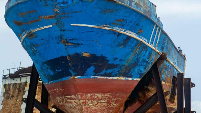 Barca pe care au murit sute de oameni. Descoperirea făcută în interiorul epavei - Imaginea 2