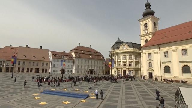 Mesajul lui Klaus Iohannis la finalul Summitului de la Sibiu. Momentele cheie ale zilei - Imaginea 5