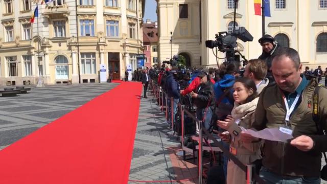 Mesajul lui Klaus Iohannis la finalul Summitului de la Sibiu. Momentele cheie ale zilei - Imaginea 6