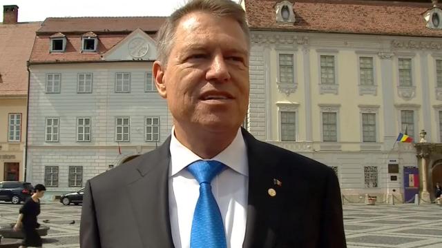 Mesajul lui Klaus Iohannis la finalul Summitului de la Sibiu. Momentele cheie ale zilei - Imaginea 7