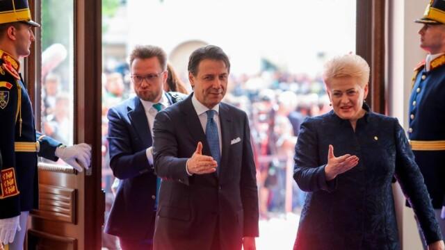 Mesajul lui Klaus Iohannis la finalul Summitului de la Sibiu. Momentele cheie ale zilei - Imaginea 16
