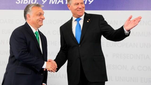 Mesajul lui Klaus Iohannis la finalul Summitului de la Sibiu. Momentele cheie ale zilei - Imaginea 24