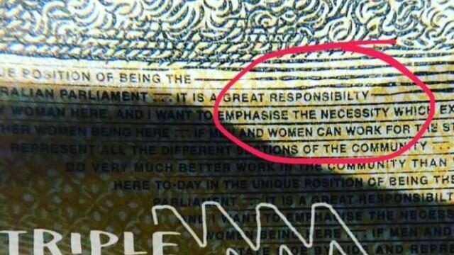 Milioane de bancnote tipărite cu o greșeală. Eroarea descoperită cu o lupă, după 6 luni