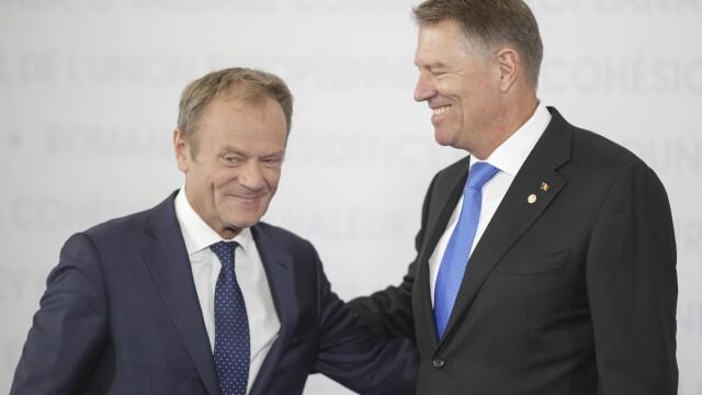 Mesajul lui Klaus Iohannis la finalul Summitului de la Sibiu. Momentele cheie ale zilei - Imaginea 28