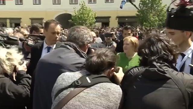 Mesajul lui Klaus Iohannis la finalul Summitului de la Sibiu. Momentele cheie ale zilei - Imaginea 35