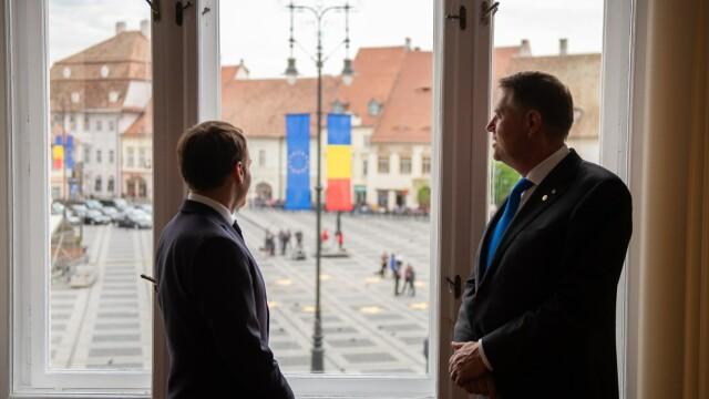 Mesajul lui Klaus Iohannis la finalul Summitului de la Sibiu. Momentele cheie ale zilei - Imaginea 37