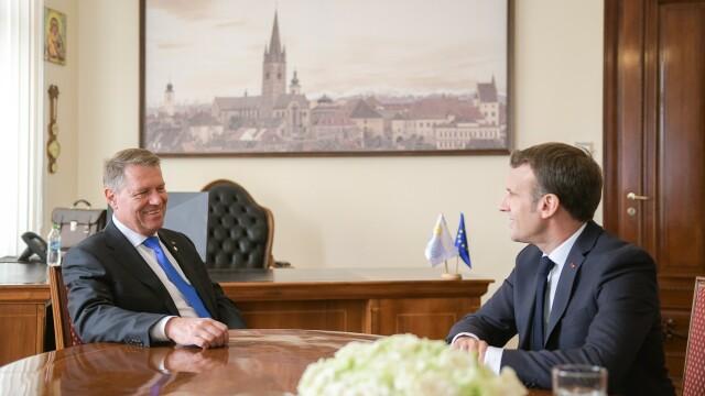 Mesajul lui Klaus Iohannis la finalul Summitului de la Sibiu. Momentele cheie ale zilei - Imaginea 38
