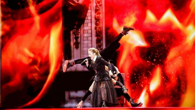 Ester Peony - Eurovision 2019 - 3