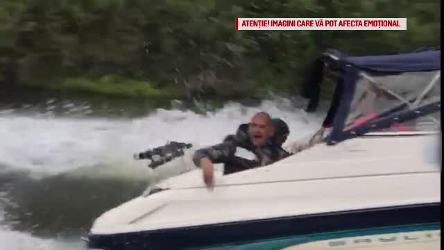 Agresorul fotografului care se plimba în Delta Dunării are dosar penal