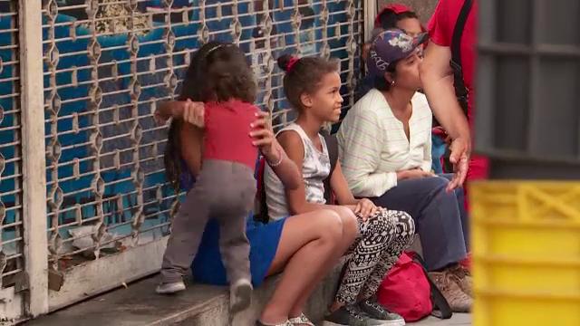 Foamete extremă în Venezuela