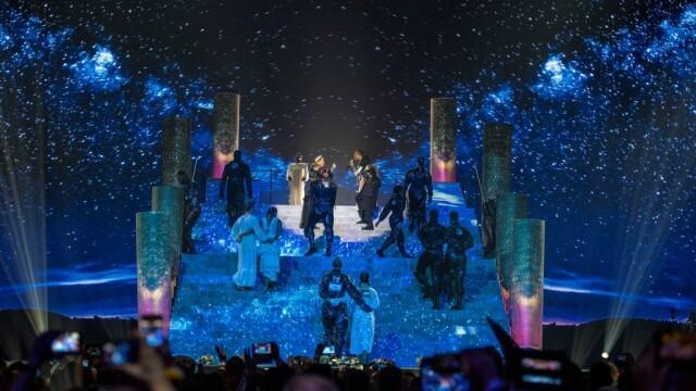 Madonna, moment controversat la Eurovision. Gestul care i-a înfuriat pe organizatori. FOTO - Imaginea 6