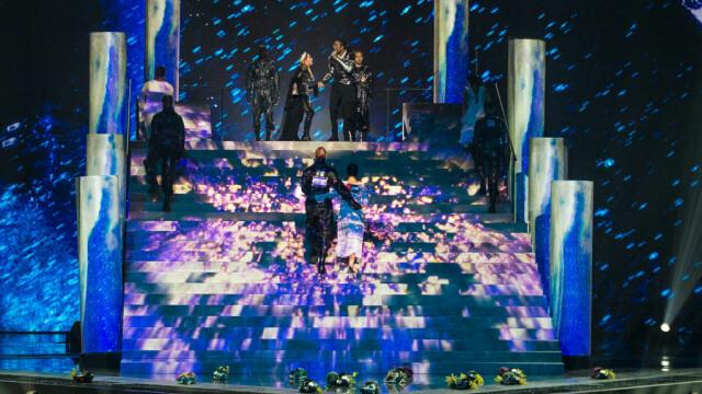 Madonna, moment controversat la Eurovision. Gestul care i-a înfuriat pe organizatori. FOTO - Imaginea 4