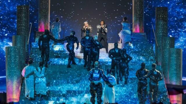 Madonna, moment controversat la Eurovision. Gestul care i-a înfuriat pe organizatori. FOTO - Imaginea 3