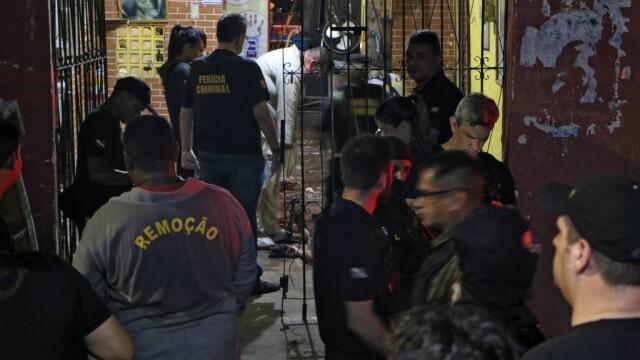 Masacru într-un bar din Brazilia. 11 oameni, executaţi în stil mafiot - Imaginea 6