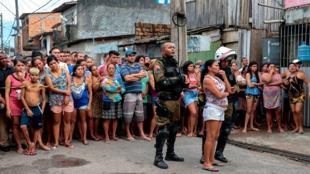 Masacru într-un bar din Brazilia. 11 oameni, executaţi în stil mafiot - Imaginea 5