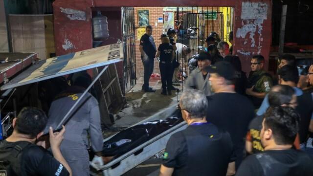 Masacru într-un bar din Brazilia. 11 oameni, executaţi în stil mafiot - Imaginea 4