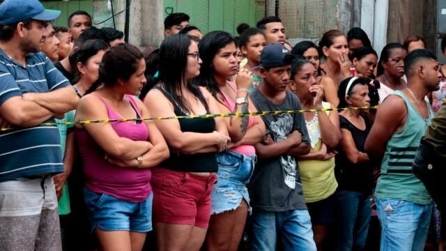 Masacru într-un bar din Brazilia. 11 oameni, executaţi în stil mafiot - Imaginea 2