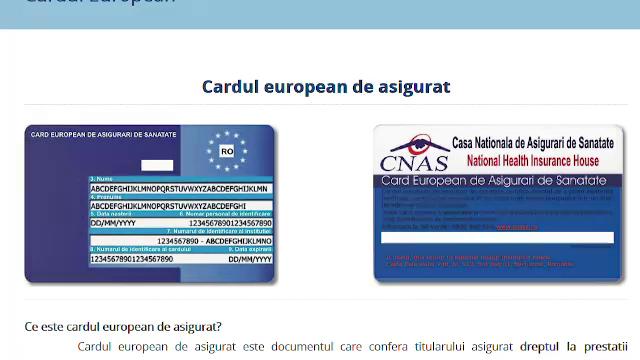 Alegeri europarlamentare. Avantajele cardului european de sănătate, formularele care pot salva vieți - Imaginea 3
