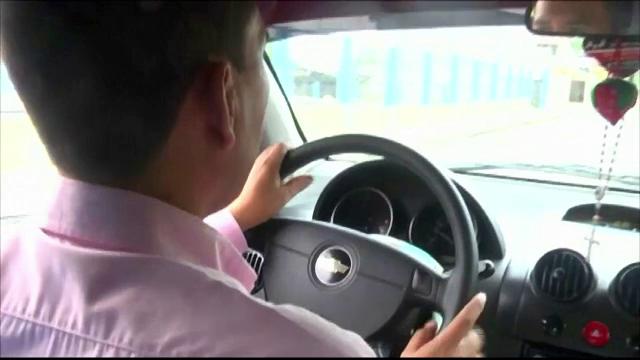 Taximetrist devenit erou în Ecuador