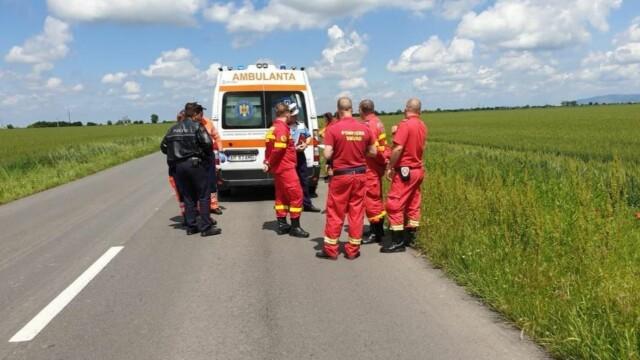 Trei biciclişti loviţi de maşini în jumătate de oră în Arad. Unul a fost decapitat - Imaginea 2