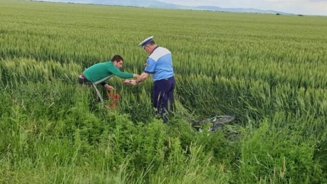 Trei biciclişti loviţi de maşini în jumătate de oră în Arad. Unul a fost decapitat - Imaginea 3
