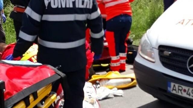 Trei biciclişti loviţi de maşini în jumătate de oră în Arad. Unul a fost decapitat - Imaginea 7