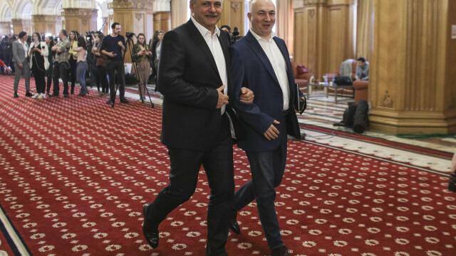 """Codrin Ștefănescu: """"Astăzi, Liviu Dragnea este pur și simplu deținut politic"""""""