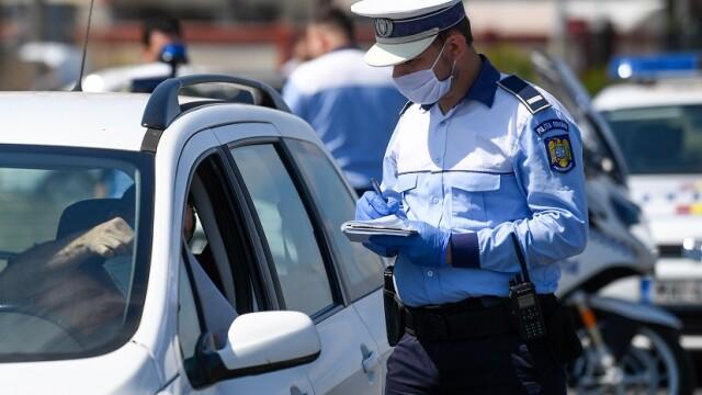 Actiuni de verificare a respectarii masurilor impuse prin Ordonantele Militare privind circulatia persoanelor in timpul starii de urgenta si aplicarea masurilor de prevenire a raspandirii COVID-19