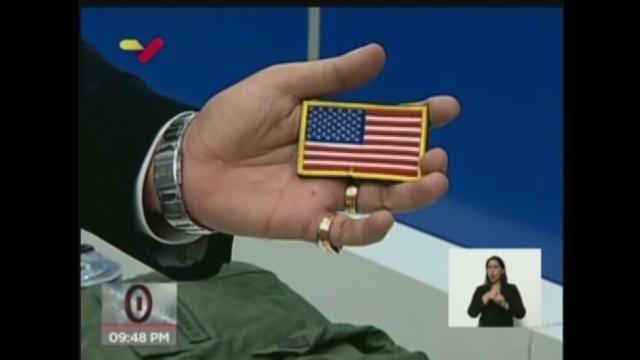 """Președintele Venezuelei a anunțat că a arestat 2 cetățeni americani: """"Se jucau de-a Rambo"""" - Imaginea 4"""