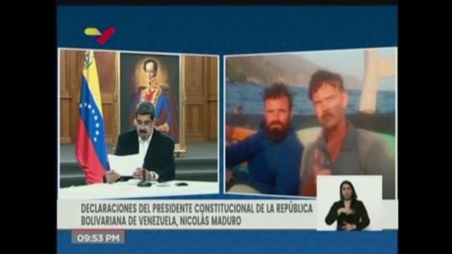 """Președintele Venezuelei a anunțat că a arestat 2 cetățeni americani: """"Se jucau de-a Rambo"""" - Imaginea 5"""