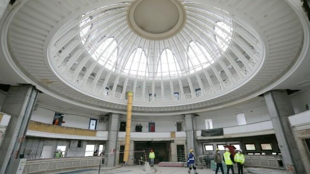 Cum arată linia de cale ferată dintre aeroport şi Gara de Nord. Ministrul Transporturilor, despre stadiul lucrărilor - Imaginea 8