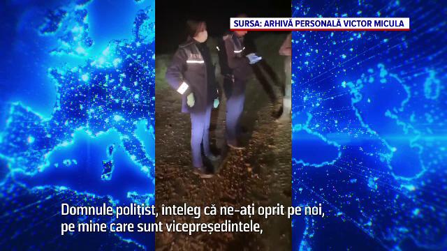 Explicaţia uluitoare a lui Victoraş Micula, prins de poliţie pe stradă, noaptea. \