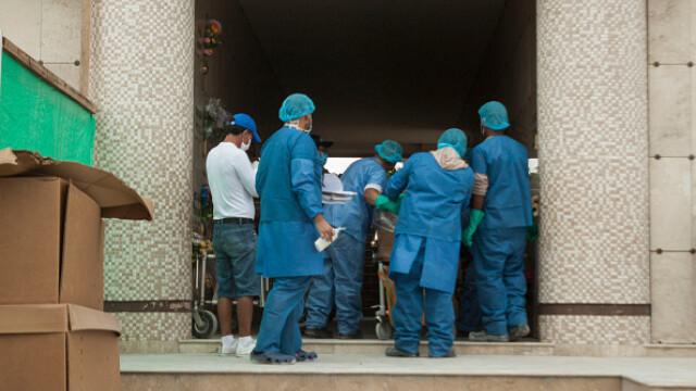 Sute de cadavre depozitate pe străzi sau pierdute în spitale și morgi într-un oraș din Ecuador. GALERIE FOTO - Imaginea 2