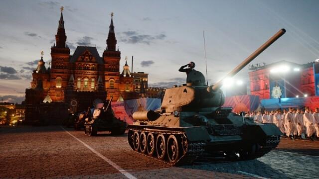 Ziua Victoriei, 9 mai 2020. Ceremonii restrânse la 75 de ani de la capitularea Germaniei naziste