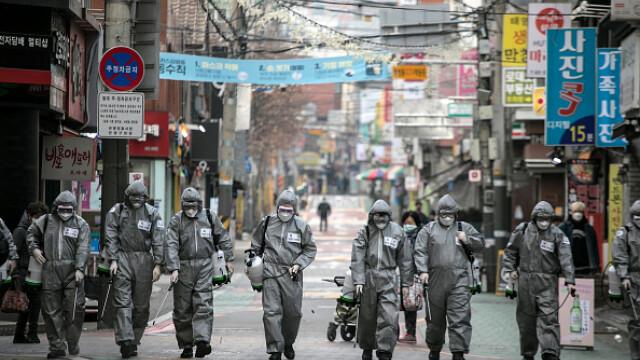 Coreea de Sud se confruntă cu un al doilea val de Covid-19. Record de cazuri în 2 săptămâni