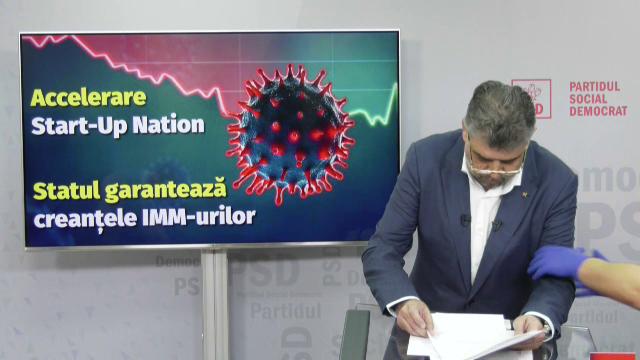 Şeful PSD, Marcel Ciolacu, la un pas să leşine în direct. În ce stare e acum