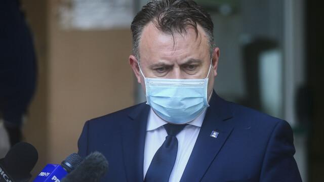 Ministrul Sănătății anunță o testare Covid-19 la nivel național. Când va începe aceasta