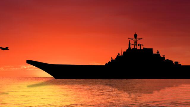 Navă de război lovită accidental de o rachetă. Sunt 19 morți și 15 răniți