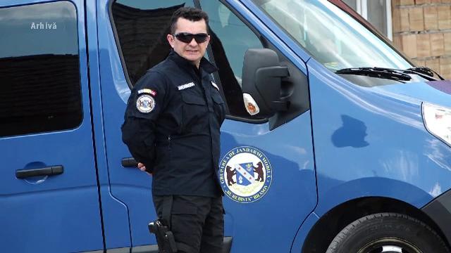 Alertă în Brașov: jandarmi internați după ce s-au infectat cu Covid-19