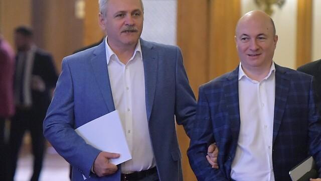 Codrin Ștefănescu, Liviu Dragnea