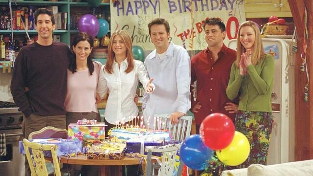 "Când se va filma episodul special ""Friends"""
