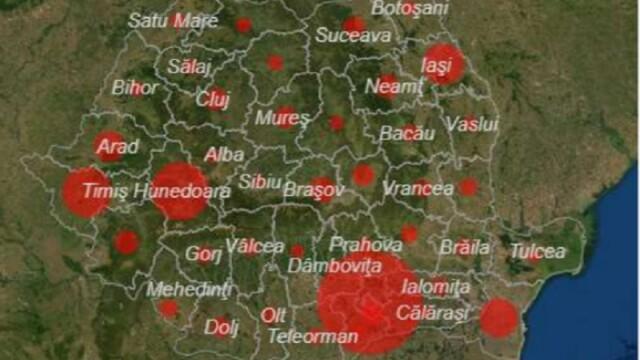 Județele din România unde nu s-a mai înregistrat niciun caz de Covid-19 - Imaginea 2