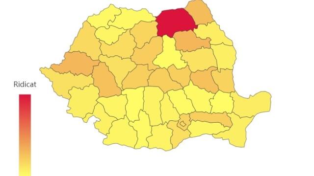 Județele din România unde nu s-a mai înregistrat niciun caz de Covid-19 - Imaginea 1