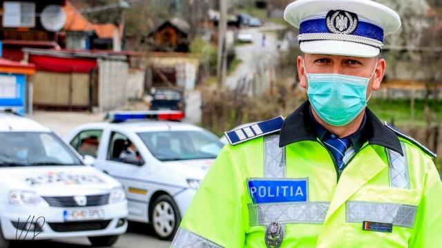 Acuzaţii în Poliţie. Sindicaliştii spun că agenții sunt trimiși la bolnavii de Covid-19