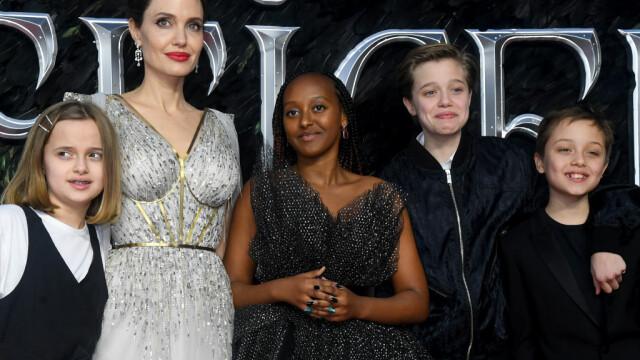 Angelina Jolie și Brad Pitt, cadou special pentru aniversarea de 14 ani a fiicei lor, Shiloh - Imaginea 4