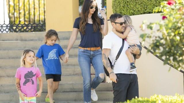 Megan Fox și Brian Austin Green s-ar fi despărțit, după 15 ani de relație. Ce mesaj a postat actorul - Imaginea 2