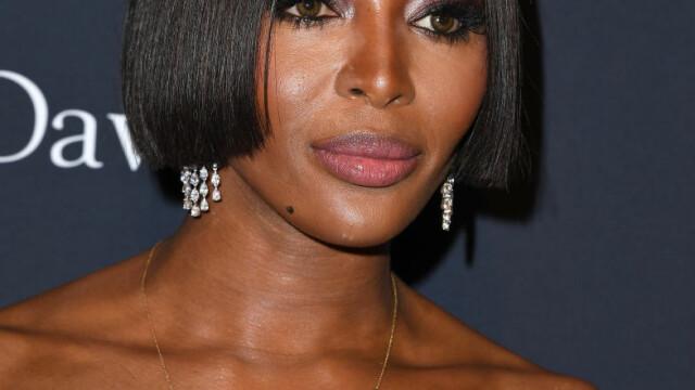 """Naomi Campbell, surprinsă într-o ipostază inedită în avion: """"Nu-mi pasă ce cred oamenii despre mine"""". GALERIE FOTO - Imaginea 3"""